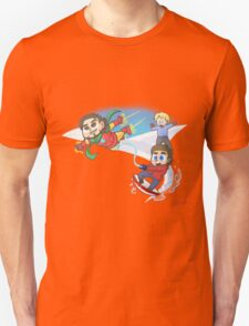 Super Family Snow Day T-Shirt