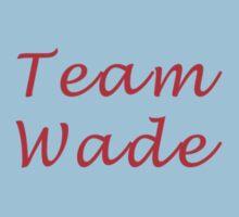 Team Wade - Hart of Dixie Kids Tee