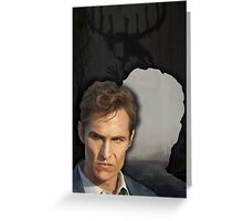 True Detective - Matthew McConaughey Greeting Card