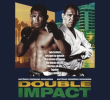 Nogueira Bros - Double Impact by ronin47design