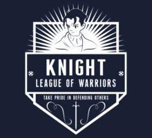 League of Warriors by machmigo