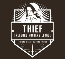 Treasure Hunters League by machmigo