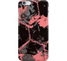 Clashing Patterns Design iPhone Case/Skin