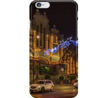 All lit up for Christmas iPhone Case/Skin