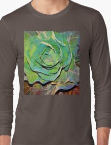Cabbage beauty Long Sleeve T-Shirt
