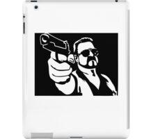 Walter Sobchak Big Lebowski iPad Case/Skin