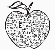 Einstein E=MC2 Equation Art Kids Tee