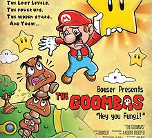The Goombas by JakGibberish