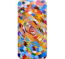 Funky Ripples iPhone Case/Skin