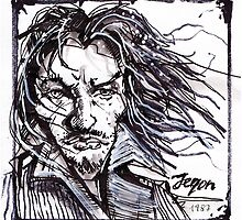 Jeqon, The Fallen by Bob Bello