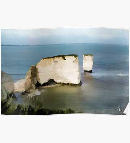 Old Harry Poster