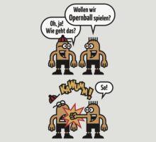 Cartoon: Wiener Opernball by MrFaulbaum