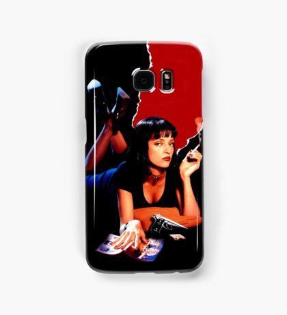 Pulp Fiction - Mrs. Mia Wallace Samsung Galaxy Case/Skin
