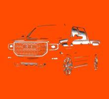 gmc, gmc truck, gmc Sierra Denali Kids Tee
