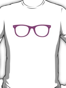 Pink Glasses T-Shirt