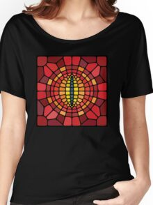 Eye of Sauron - Voronoi Women's Relaxed Fit T-Shirt