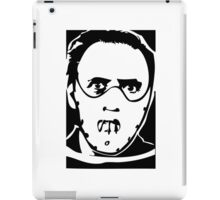 Hannibal Lector Silence of the Lambs Anthony Hopkins iPad Case/Skin
