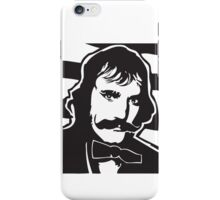 Bill Cutting Gangs of New York William Poole iPhone Case/Skin
