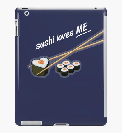 Sushi Loves ME iPad Case/Skin