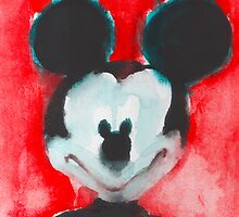 Mickey -Selfie 1 by eviecha