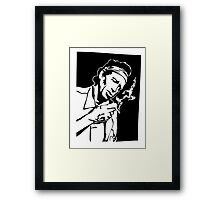 Keith Richards Rolling Stones Framed Print