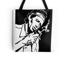 Keith Richards Rolling Stones Tote Bag