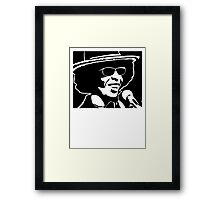 Sly and the Family Stone Framed Print
