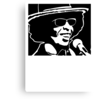 Sly and the Family Stone Canvas Print
