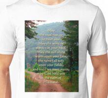 Irish blessing (for sarnia2) Unisex T-Shirt