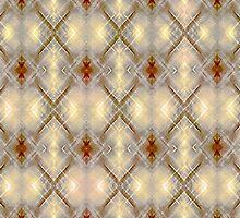 Fancy Diamonds Pattern by DFLC Prints