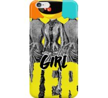 Girl Power-Up iPhone Case/Skin