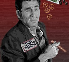 Kramer The Ass Man! by AkatsukiMember