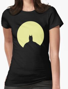 Light of the bat Womens Fitted T-Shirt