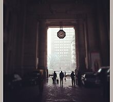 milan, central station by claudioasile