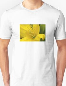 Primrose ~ Yellow Delight ~ close-up Unisex T-Shirt