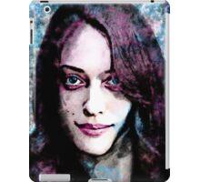 Kat Dennings 2014 -2 iPad Case/Skin