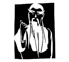 Pai Mei Kill Bill Photographic Print