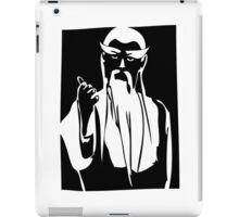 Pai Mei Kill Bill iPad Case/Skin