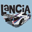 1985 Lancia LC2 Group C Car by velocitygallery