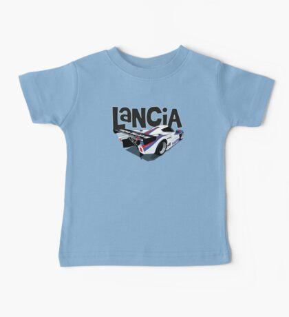 1985 Lancia LC2 Group C Car Baby Tee