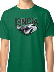 1985 Lancia LC2 Group C Car Classic T-Shirt