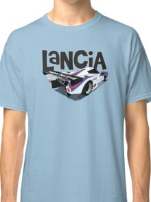 1985 Lancia LC2 Group C Car Classic T-Shirt