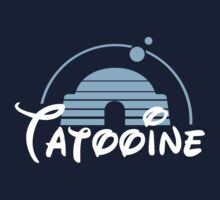 Tatooine Entertainment Kids Clothes