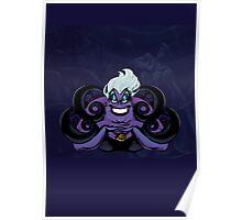 Ursula POP [ The Little Mermaid ] tech case Poster
