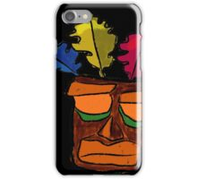 Totem paint iPhone Case/Skin