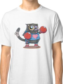 BOXERCAT: A lover and a fighter Classic T-Shirt
