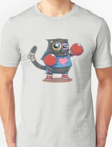 BOXERCAT: A lover and a fighter Unisex T-Shirt