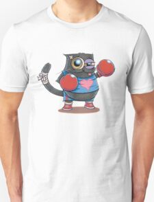 BOXERCAT: A lover and a fighter T-Shirt