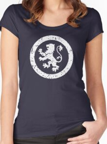 Scotland the Brave Women's Fitted Scoop T-Shirt