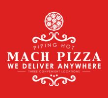 Mach Pizza Kids Clothes